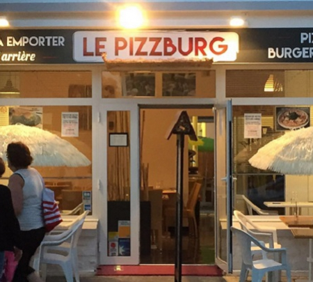 """Le Pizzburg"" (Saint-Jean-de-Monts, France)"