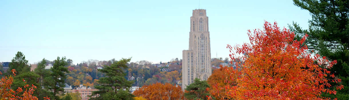 Fall Image Cathedral of Learning